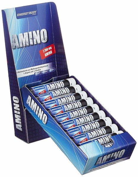 Energybody Amino 20 x 25ml. Fläschchen
