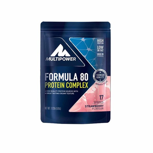 Multipower Muscle Protein Formula 80 Evolution, 510g