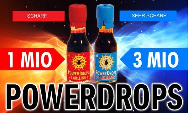 Scovillas Powerdrops 3ml