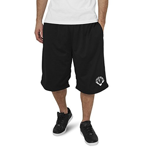 Gorilla Mesh Shorts schwarz Gorilla Sports