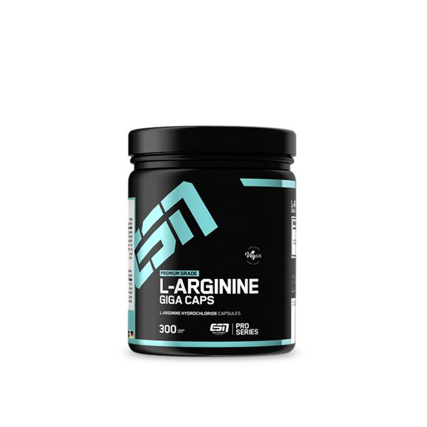 ESN L-Arginine Giga Caps, 300 Kaps