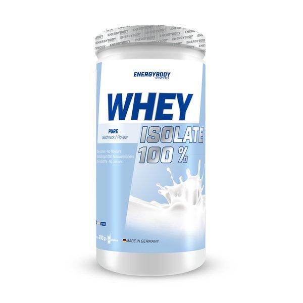 Energybody Whey Isolate (600g Dose)