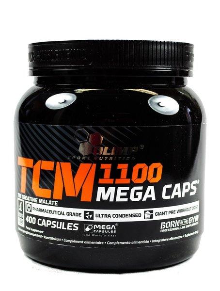 Olimp TCM Mega Caps (Creatine), 400er Kaspeln Dose