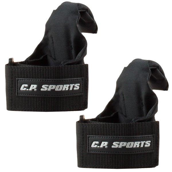 CP.Sports Profi-Klimmzughaken, mit Handgelenkspolster T17