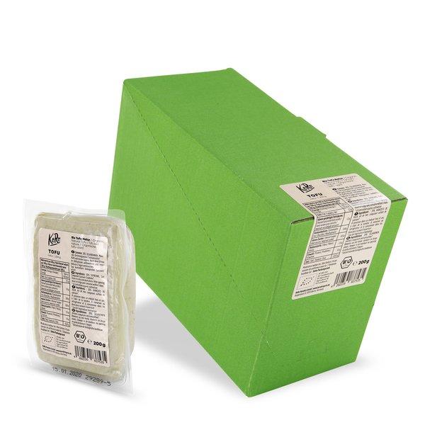 Koro Bio Tofu Natur | 6 x 200 g