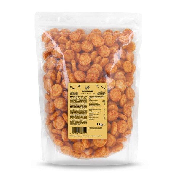 KoRo Reiscracker Chilli 1 kg