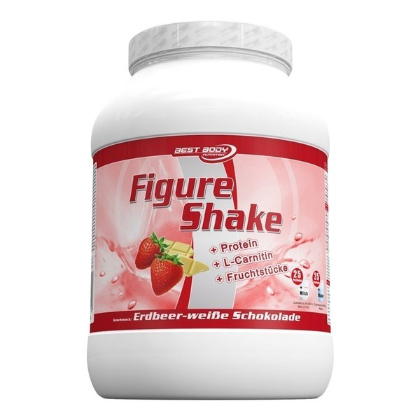 Best Body Nutrition Figure Muscle Shake Protein 750g Dose