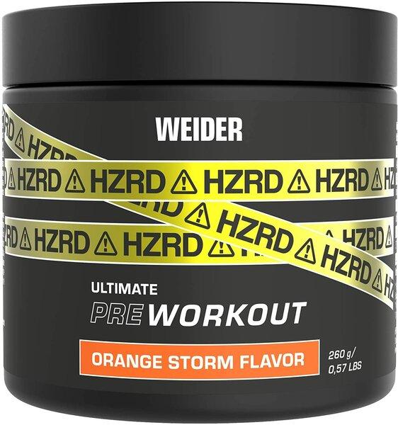 Weider HZRD Pre Workout Powder Booster