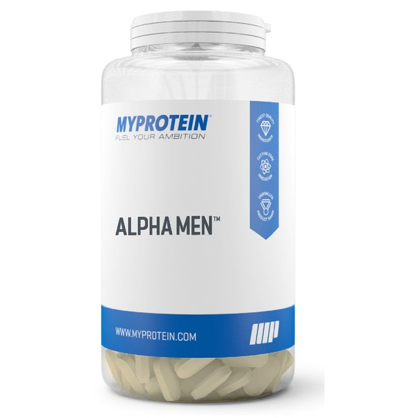 MyProtein Super Multivitamin ALPHA MEN 240Caps Multi Vitamin Kapsel