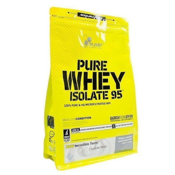 Olimp Whey Isolate 95, Protein 600g Beutel