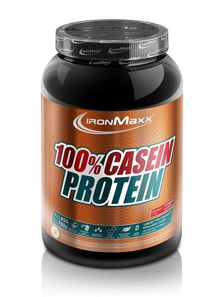 Ironmaxx 100% Casein Protein*, 750g Dose