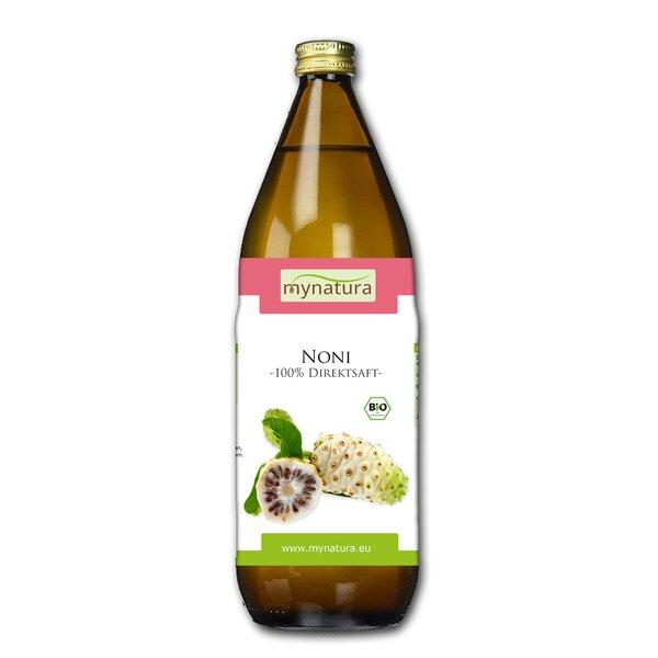Mynatura Bio Nonisaft 1l - Noni Frucht Saft Stachelannone