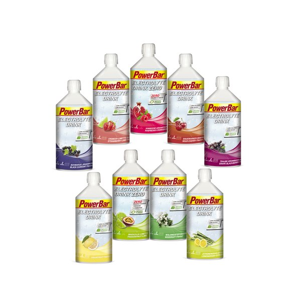 Powerbar Electrolyte Drink Mineralkonzentrat 1000ml Flasche