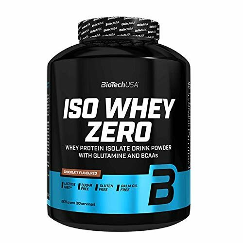 BioTech USA Iso Whey Zero 2270 g Dose