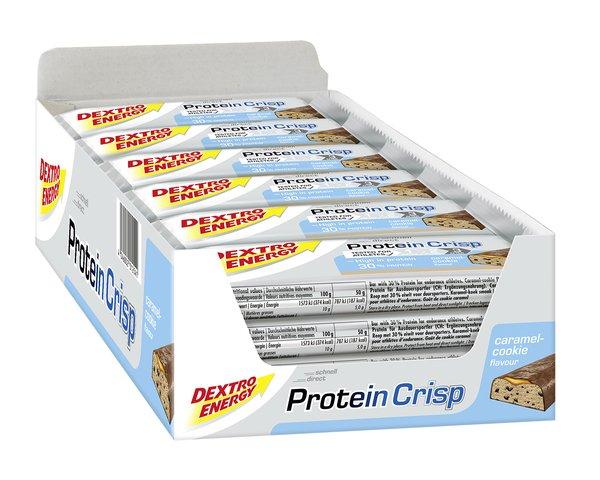 Dextro Energy Protein Crisp Riegel 24 x 50g