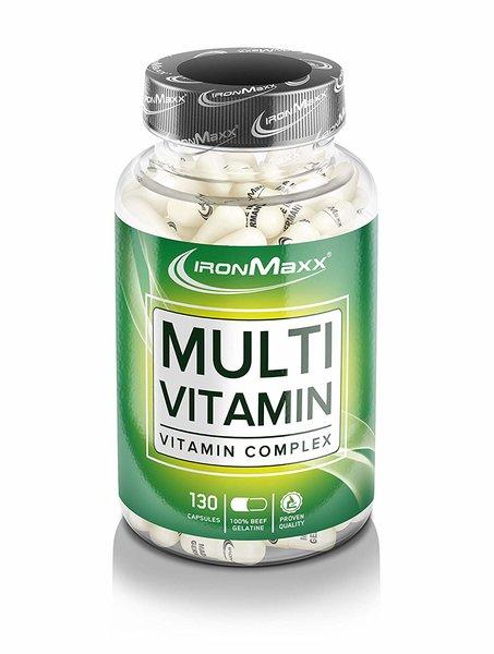 Ironmaxx Multivitamin 130 Kapseln