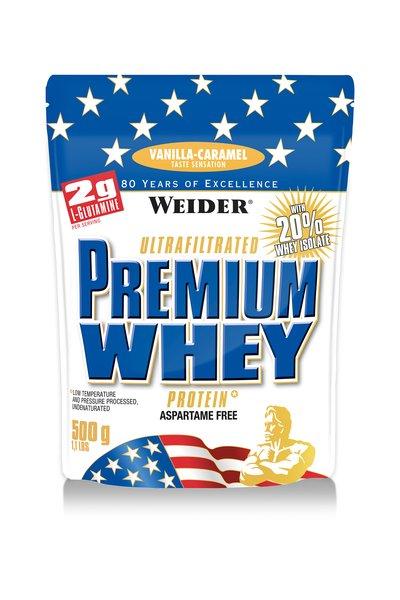 Weider Premium Whey Protein | 500g Beutel