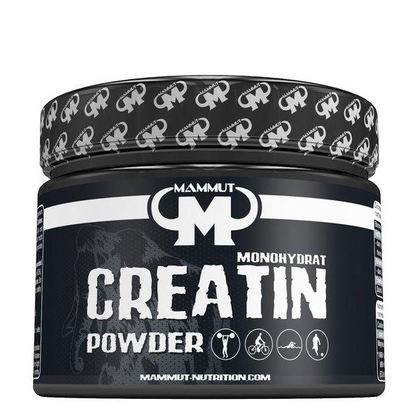 Mammut Creatin Monohydrat (300g Dose)