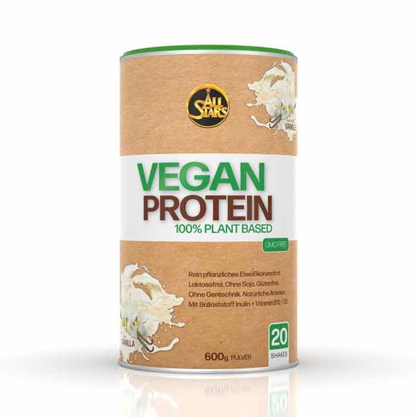 ALL STARS Vegan Protein - 600g Dose