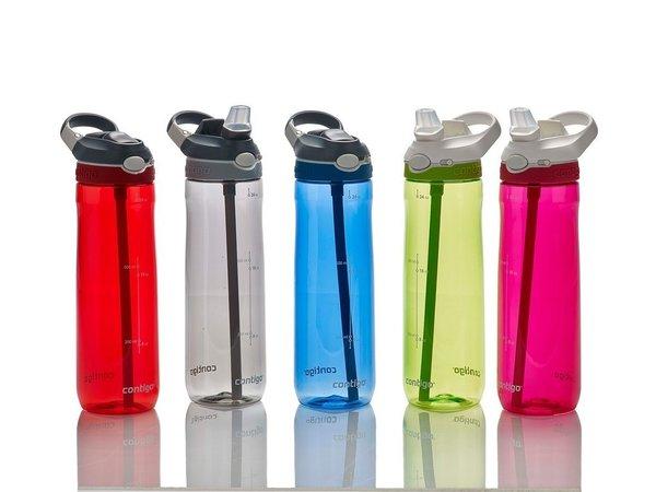 Contigo Ashland Trinkflasche Wasserflasche 720ml NEUE FARBEN!