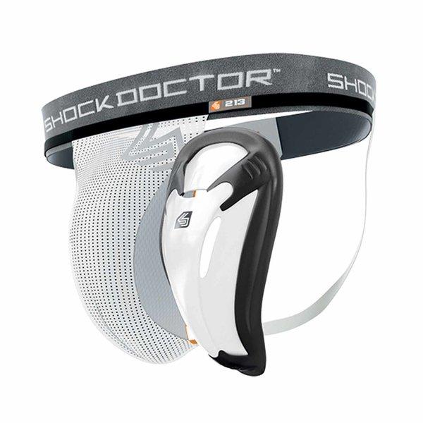 Shock Doctor Core Supporter mit Bio Flex Cup