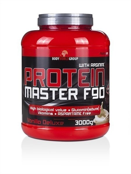 BWG Muscle Line Protein Master F90 (3 kg Dose)