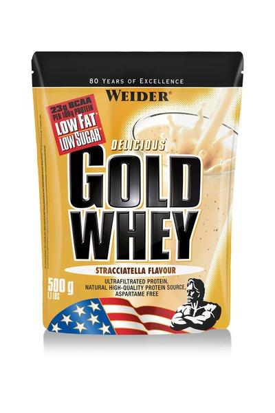 Weider Delicious Gold Whey Protein (500g Beutel)