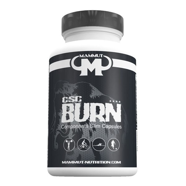 Mammut CSC Burn 90 Kapseln Dose