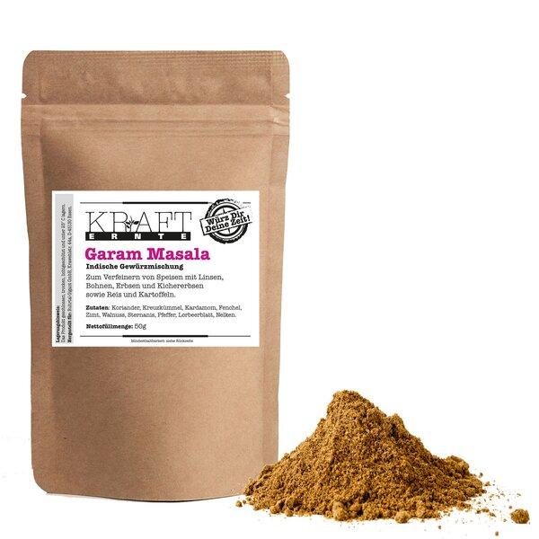 Kraft-Ernte Garam-Masala 250g