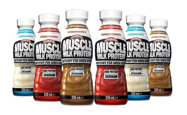 MUSCLE MILK PROTEIN Ready-to-Drink (6 x 330ml)